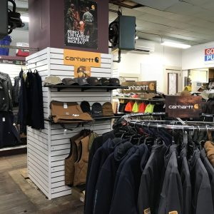 Carhartt Clothing - available at Brooks Bros in Bethel, ME